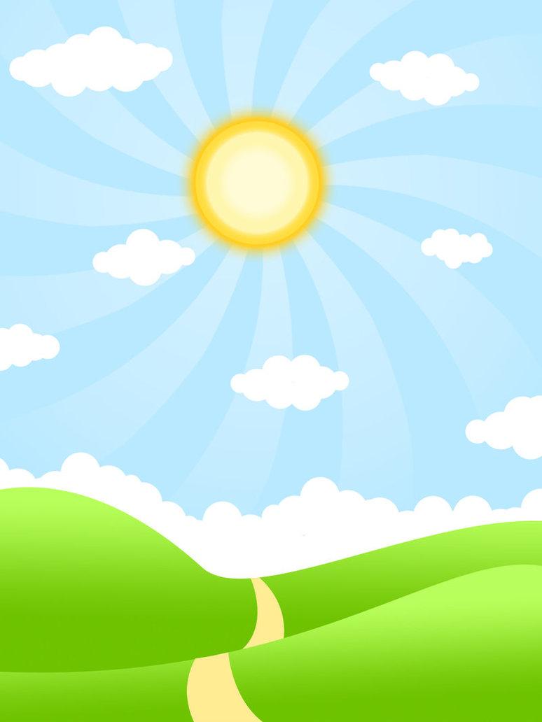 Картинки солнечная погода для детей, поздравлениями днем рождения