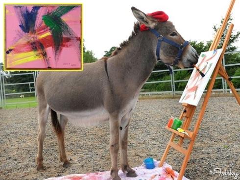 Donkey-Paintings-600x450